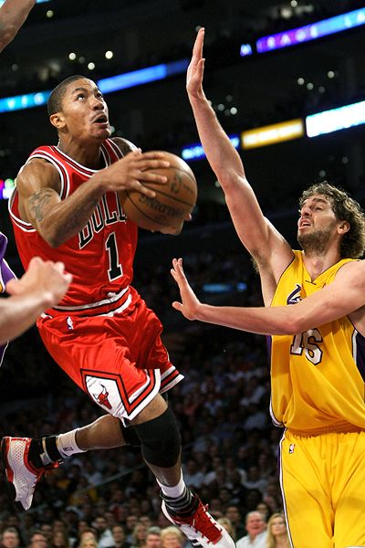 derrick rose ulcer. Derrick Rose Demolishes
