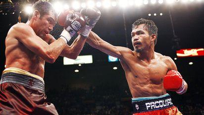 Manny Pacquiao vs Oscar De La Hoya MGM Grand, Las Vegas, Nevada 06 12 2008 avi preview 0