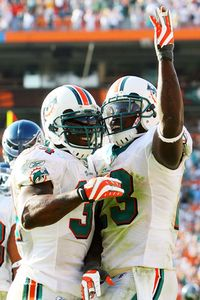 Ronnie Brown, Ricky Williams