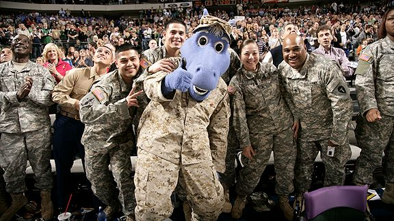 Mavs Soldiers