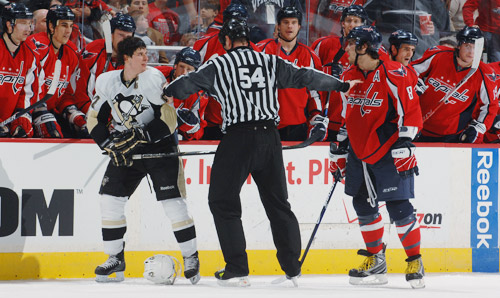 Crosby and Ovechkin