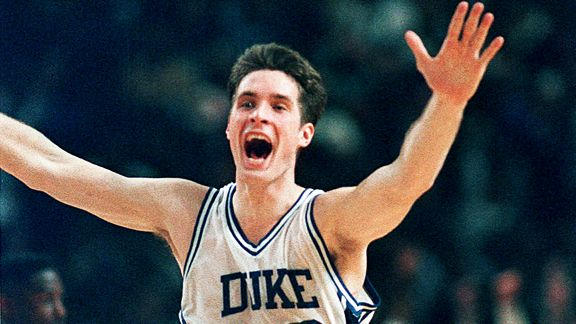 More reasons to hate Duke: Dad names son after Christian Laettner