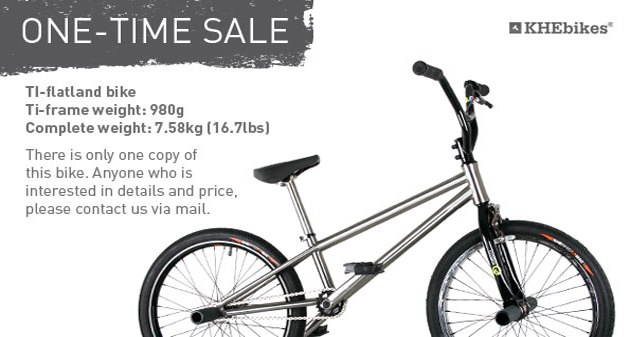 Lightest Bmx Racing Bike 20 And 24 Contest