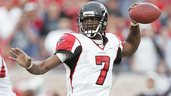 Former Atlanta Falcons QB reinstated