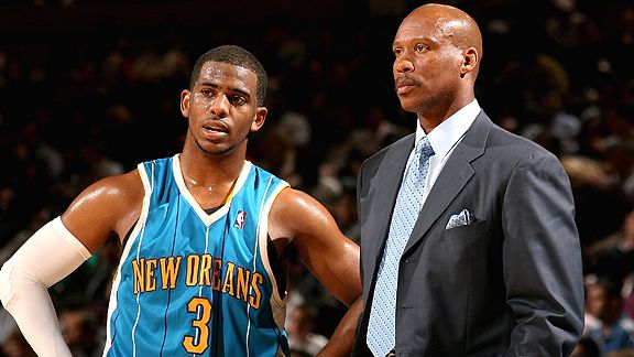 Chris Paul/Byron Scott