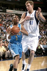 Chris Paul & Dirk Nowitzki