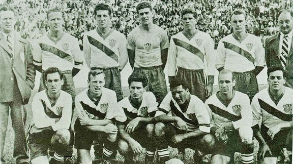 1950 World Cup team