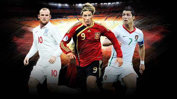 Soccer's 50 Best Players