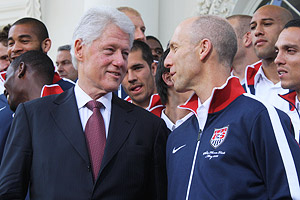 Bob Bradley/Bill Clinton