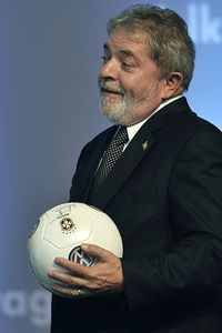 Lula Da Silva