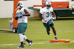 Ricky Williams & Ronnie Brown