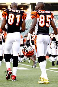 Terrell Owens & Chad Ochocinco