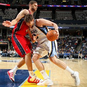 Marc Gasol of Memphis Grizzlies still has room to improve, even after