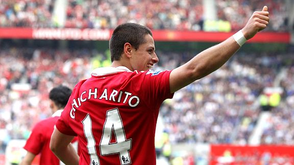 Javier Hernandez