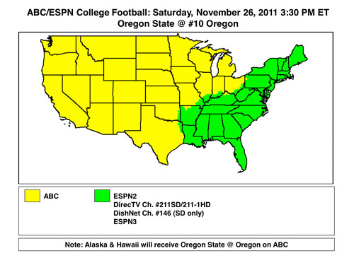 notre dame football nbc espn saturday night football schedule