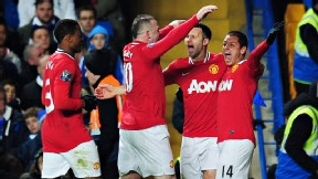 Chicharito Celebration