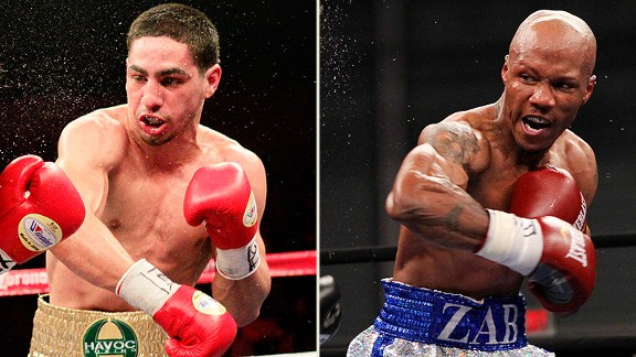 Danny Garcia, Zab Judah