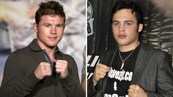 Image result for Canelo vs Chavez Live Boxing