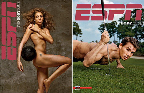 Ashton eaton espn body issue seems