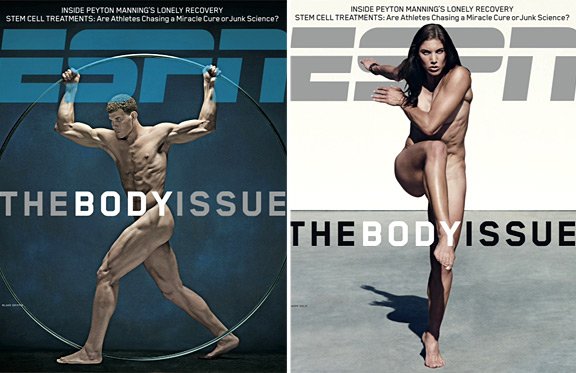 Ashton eaton espn body issue speaking, would