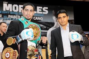 Danny Garcia y Erik Morales
