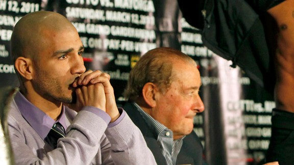 Miguel Cotto, Bob Arum