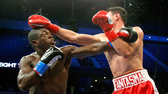 Andre Berto and Robert Guerrero