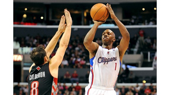 Chauncey Billups, Jose Calderon