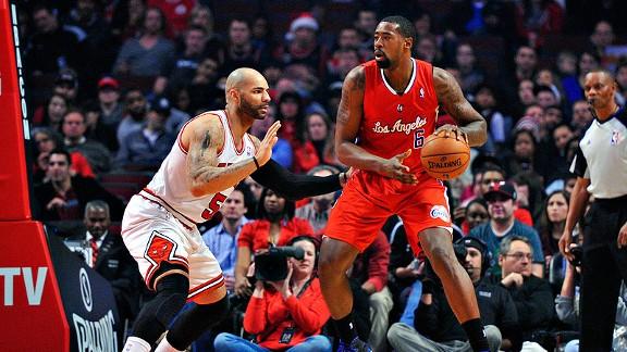 Clippers/Bulls