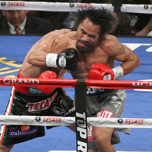 Manny Pacquiao y Juan Marquez