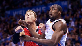 Blake Griffin and Serge Ibaka