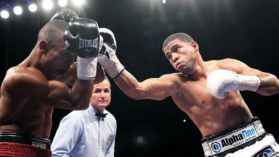 Juan Manuel Lopez vs Aldimar Silva Santos
