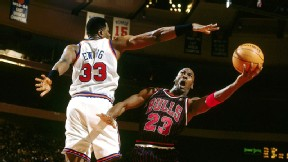 Michael Jordan, Patrick Ewing