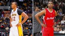 Dwight Howard, Chris Paul