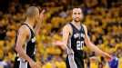 Tony Parker and Manu Ginobili