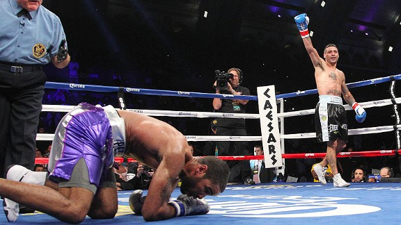 Lucas Matthysse, Lamont Peterson