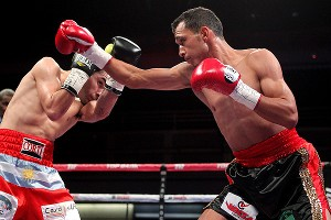 Juan Carlos Sanchez vs. Roberto Sosa