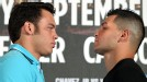 Julio Cesar Chavez Jr. and Bryan Vera