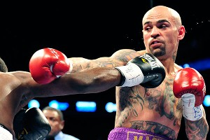 Joe Camporeale/USA TODAY Sports Luis Collazo fue campeón mundial, al