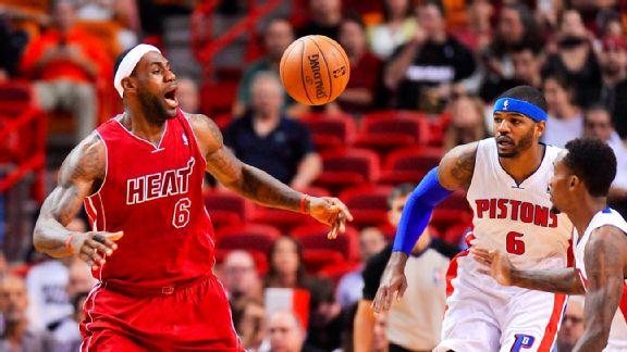 Heat/Pistons