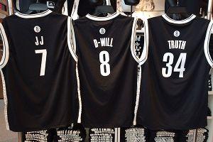 Nets jerseys