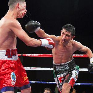 Rocky Martinez  Carlos Burgos