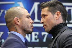Miguel Cotto  Sergio Martinez