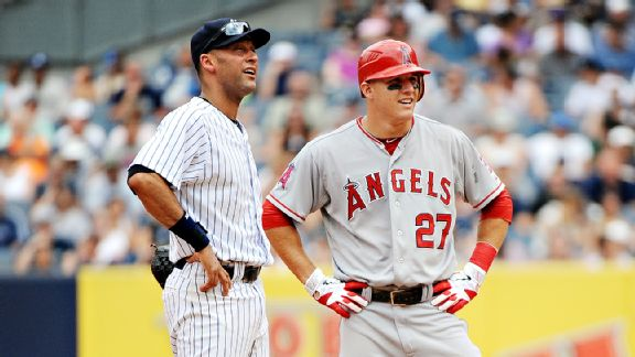 Trout/Jeter