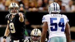 Bruce Carter, una nueva baja para los Cowboys