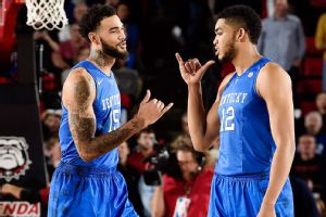Karl-Anthony Towns, Willie Cauley-Stein