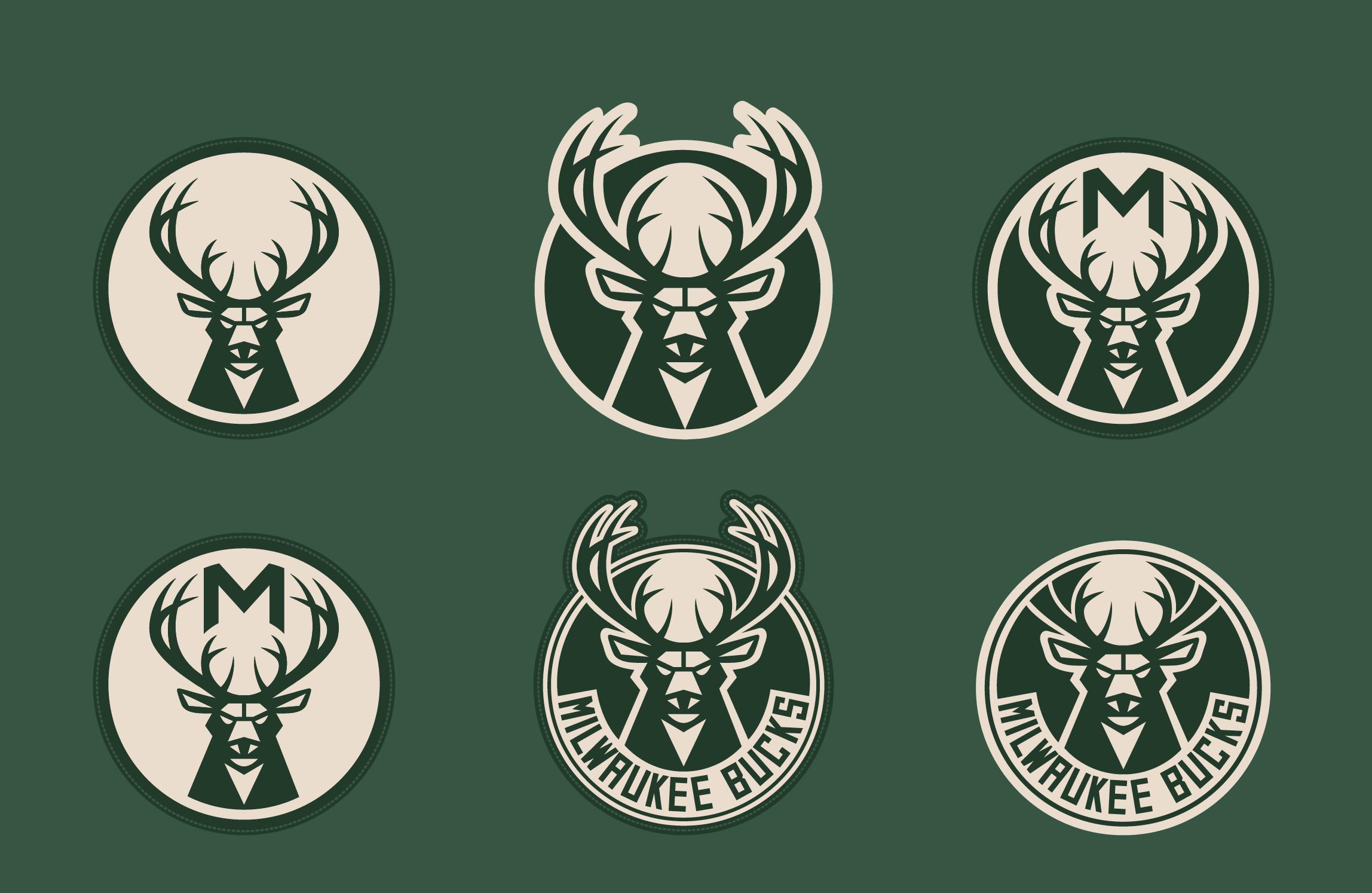 Milwaukee Bucks Unveil New Logos Colors 5f93739cb