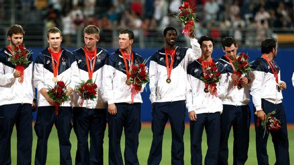Olympics, USA Baseball