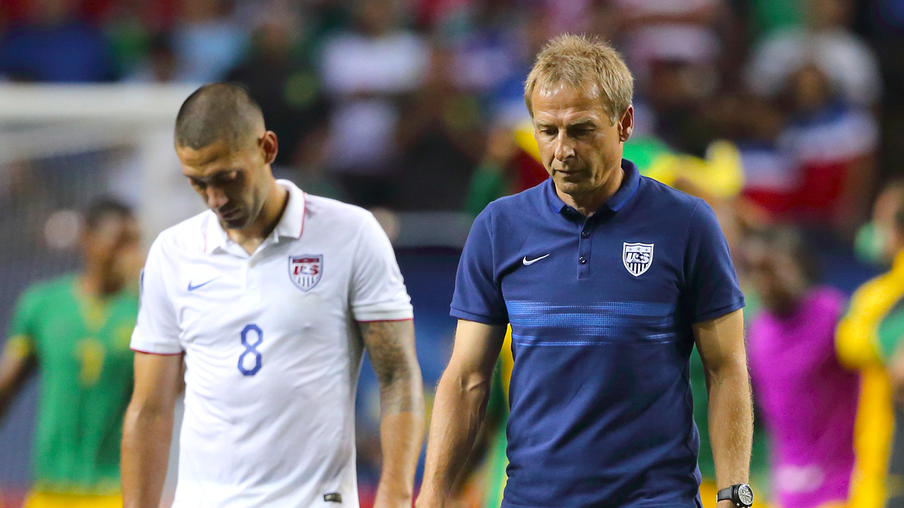 Is it time to for Jurgen Klinsmann to remove Clint Dempsey from the USMNT's starting lineup?