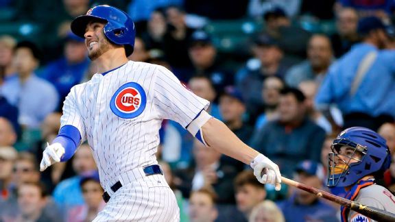 May 11: Kris Bryant two-run home run